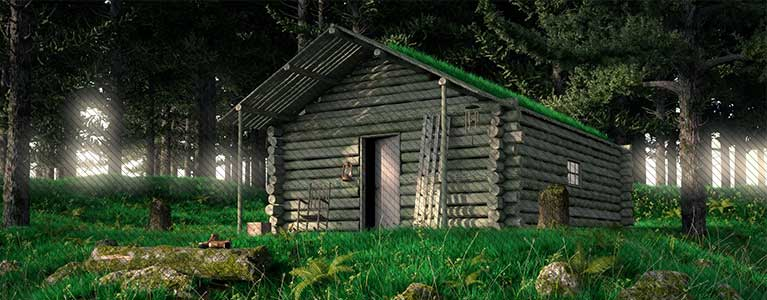 Off-Grid Cottages and Cabin Solar Solutions